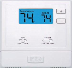 ptac thermostat